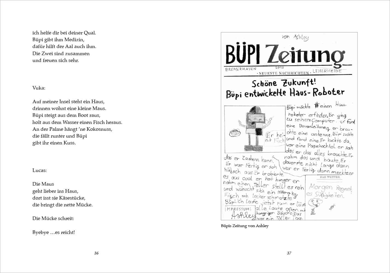Autorenpartnerschaft – Büpi Ringelschmitz